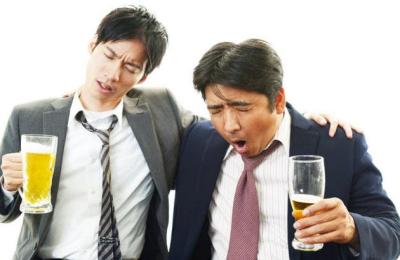 ビール飲み過ぎ