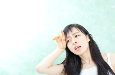 夏バテの原因と症状
