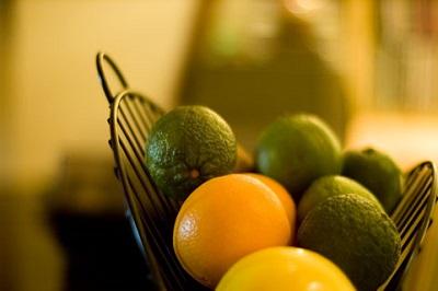 ビタミンCを含んだ果物