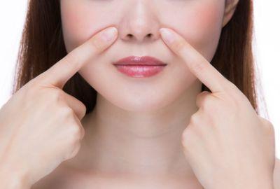 鼻ニキビ予防