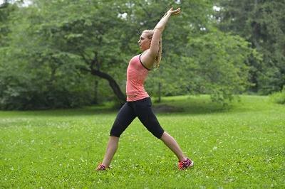 柔軟性のある腰をつくるためのストレッチ方法