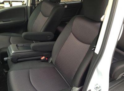 車の助手席