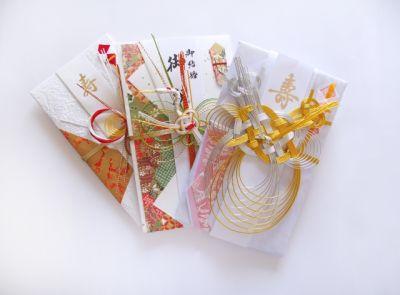 祝儀袋のデザイン