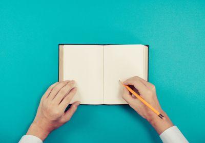 ノートに書き出す