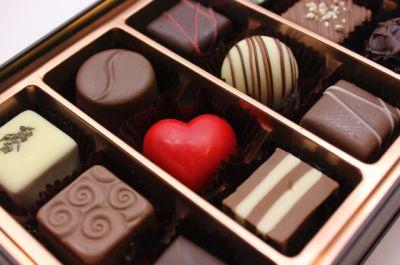 バレンタイン市販チョコ