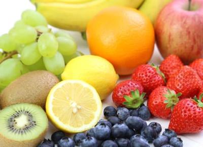 ビタミンCを含んだ果実