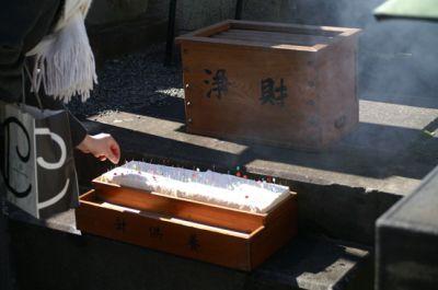 神社での針供養の方法